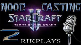 Нуб комментирует Starcraft 2 [Эп.2] Как грубо!