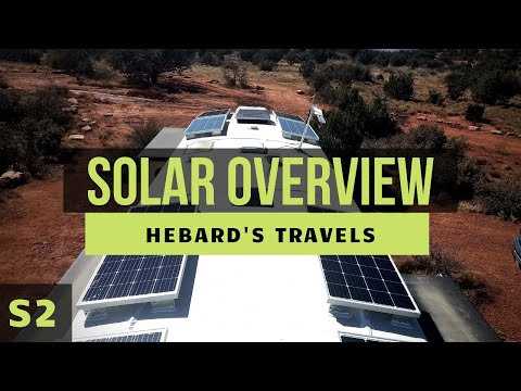 RV Nomad Life | How Much Did Our Solar System Cost? And Frequently Asked Questions