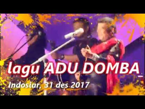 lagu adu domba, rhoma irama di indosiar 31 des 2017