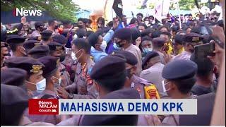 Unjuk Rasa Mahasiswa Tolak Pemecatan 57 Pegawai KPK #iNewsMalam 28/09
