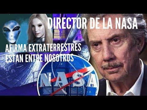 DIRECTOR DE LA NASA AFIRMA QUE LOS EXTRATERRESTRES YA ESTAN ENTRE NOSOTROS