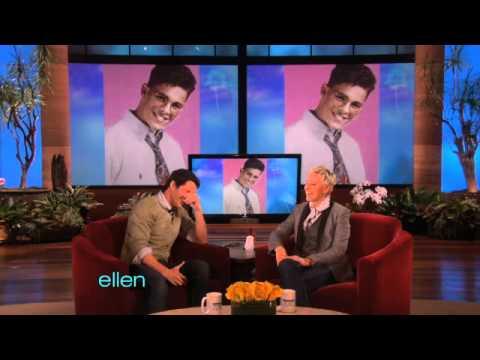 Ellen Found James Marsden's Sexy Headshots!