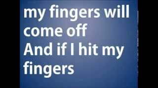 Knife Game Song and Lyrics :)