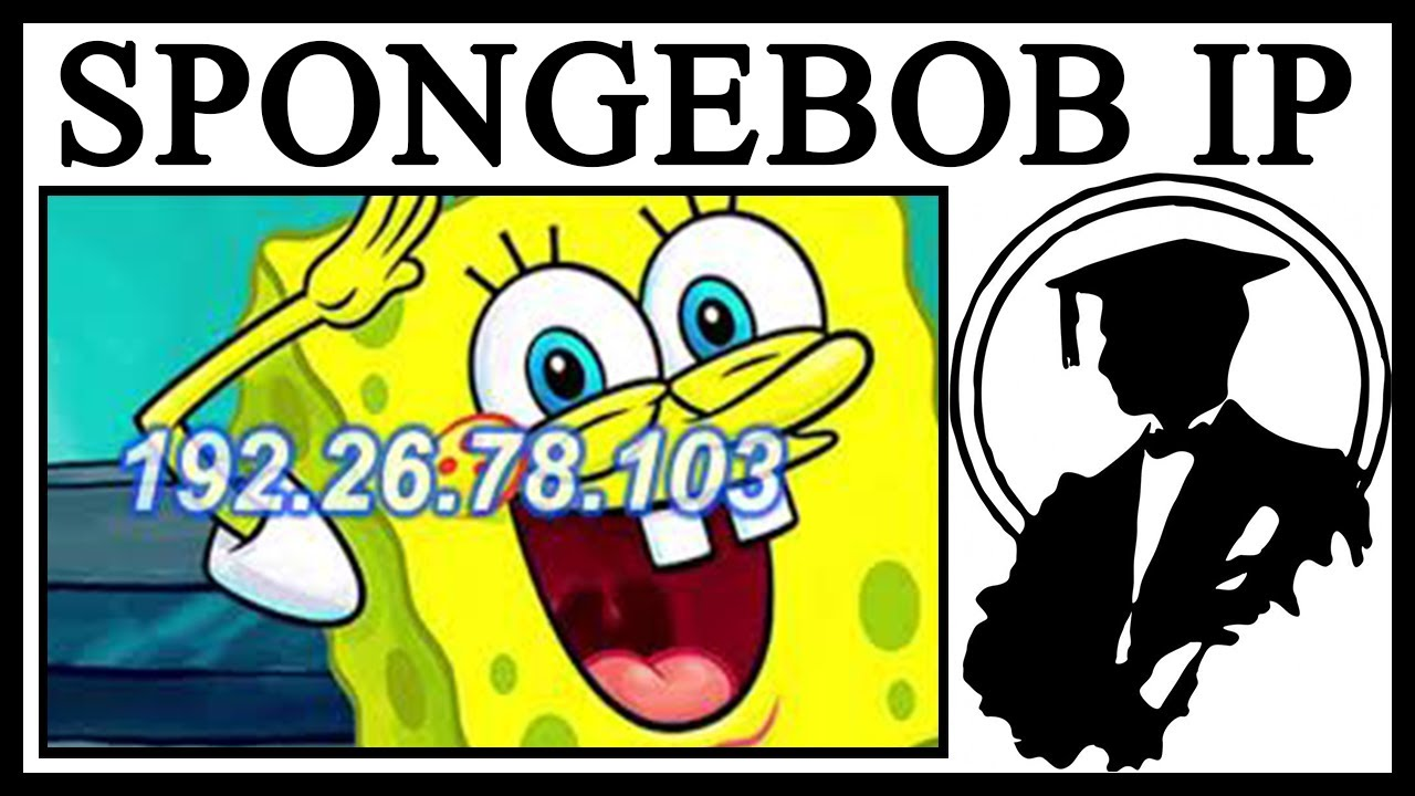 Why Is SpongeBob Doxxing Your IP Address?