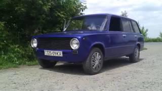 1977 VAZ 2102  Restoration of the car