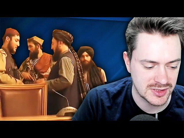 Talibán dobyl Afghánistán - Wole #140