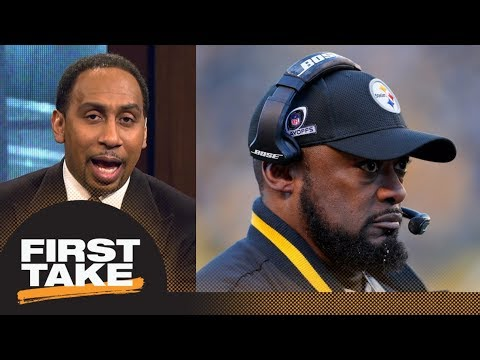 Stephen A. Smith does not thin mike tomlin