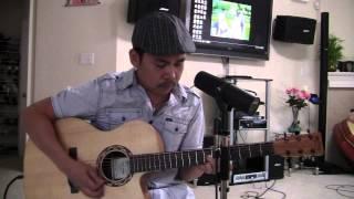 Mua Dem Tinh Nho Guitar (cover)