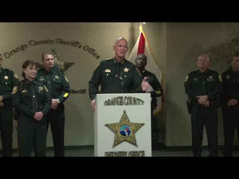 Florida Sheriffs Frustrated with DHS