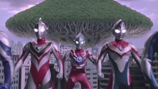 Ultraman Orb The Origin Saga   超人Orb 起源傳奇 精彩變身片段 thumbnail