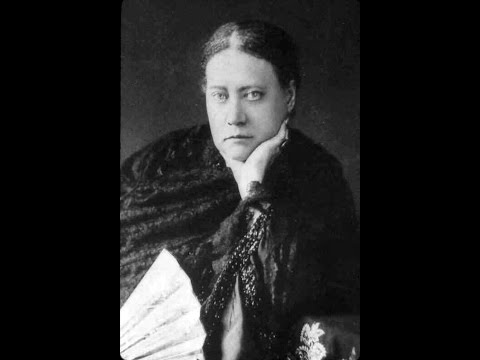 H.P.BLAVATSKY  - Biographical Documentary - Audio English