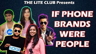 T.L.C. | If Phone Brands Were People