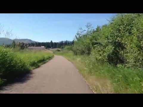 Rails to Trails - End (Kila, MT)