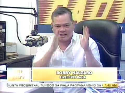 Bobby Nalzaro DYSS  8-15-12