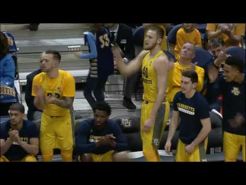 #MUBB Game Highlights: Marquette 83, Xavier 61 - Feb. 18, 2017