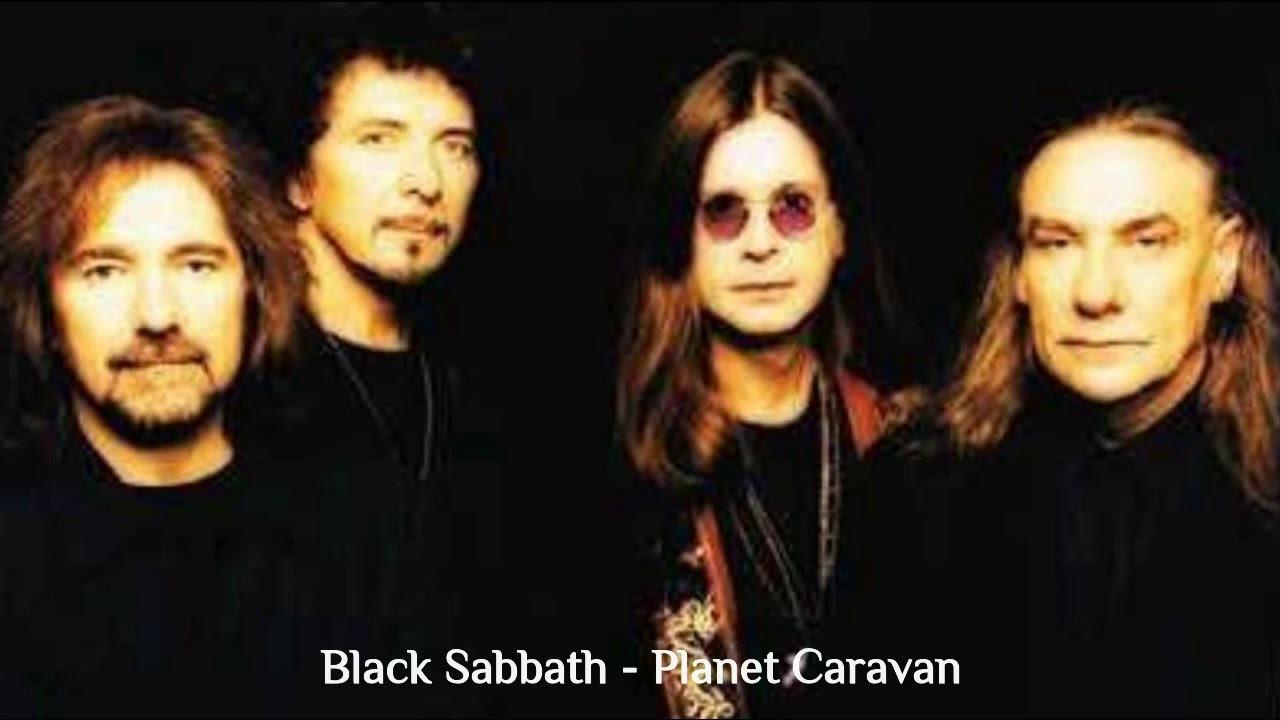 Black Sabbath - Planet Caravan Lyrics | MetroLyrics