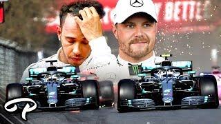 IS BOTTAS V HAMILTON LEGIT? CAN HE CHALLENGE? - 2019 Azerbaijan GP Review