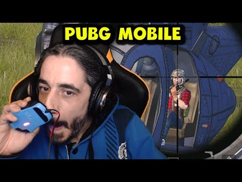 BURNUMLA KİLL ALDIM :D - PUBG Mobile