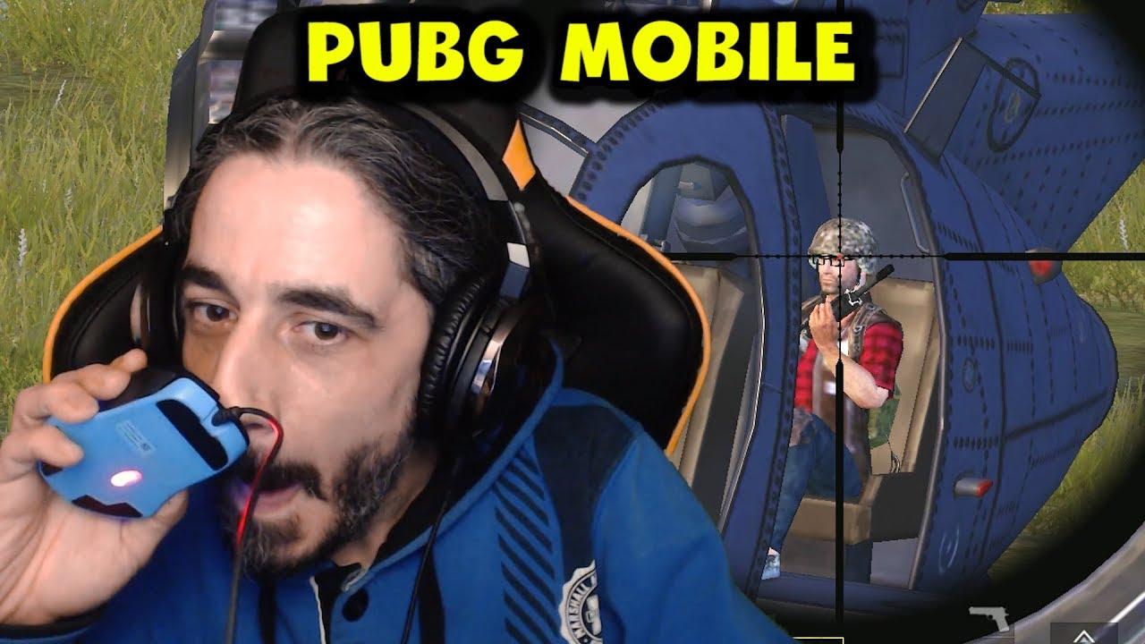 BURNUMLA KİLL ALDIM :D - PUBG Mobile