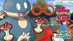 Wo findet man ein Mampfaxo? Unendlich Überreste farmen   Pokémon Schwert und Schild