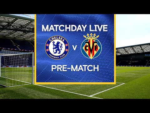 Live Super Cup show: Chelsea - Villarreal    Before the game    Super Cup Day