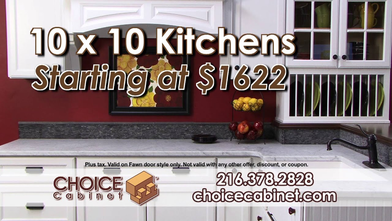 Choice Cabinet TV Commercial