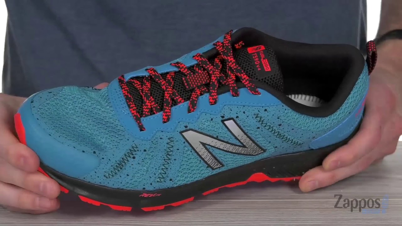 Ewell prima porcelana  New Balance Trail 590v4 SKU: 9085226 - YouTube