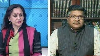 To The Point: Amethi in shambles says Smriti while Varun says it's in great shape