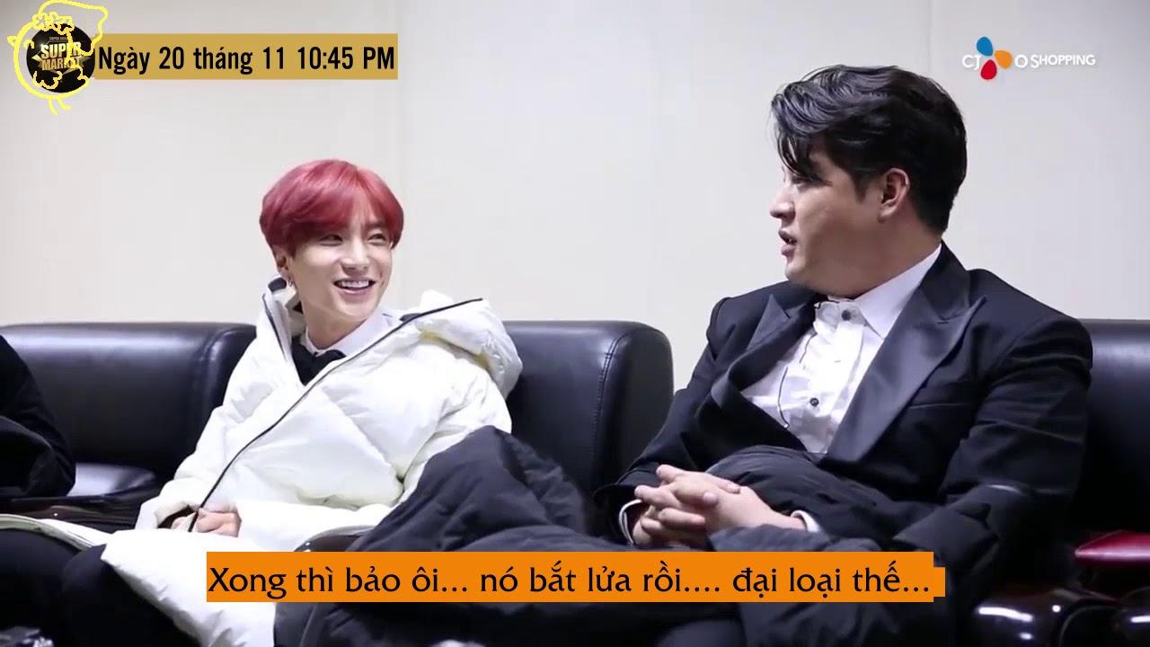 [????] VIETSUB - 171117 Ý tưởng quảng cáo áo khoác điên rồ của Super Junior