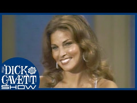 Raquel Welch Discusses Her On-Screen Appearance | The Dick Cavett Show