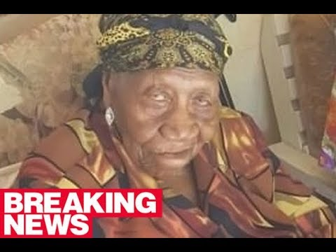 Oldest person in the world Violet Brown dies aged 117