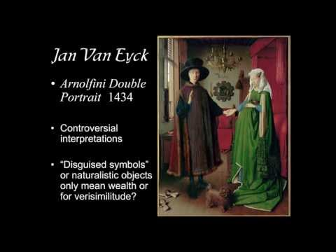 ARTH 2020/4007 Jan van Eyck 5: Arnolfini Double Portrait