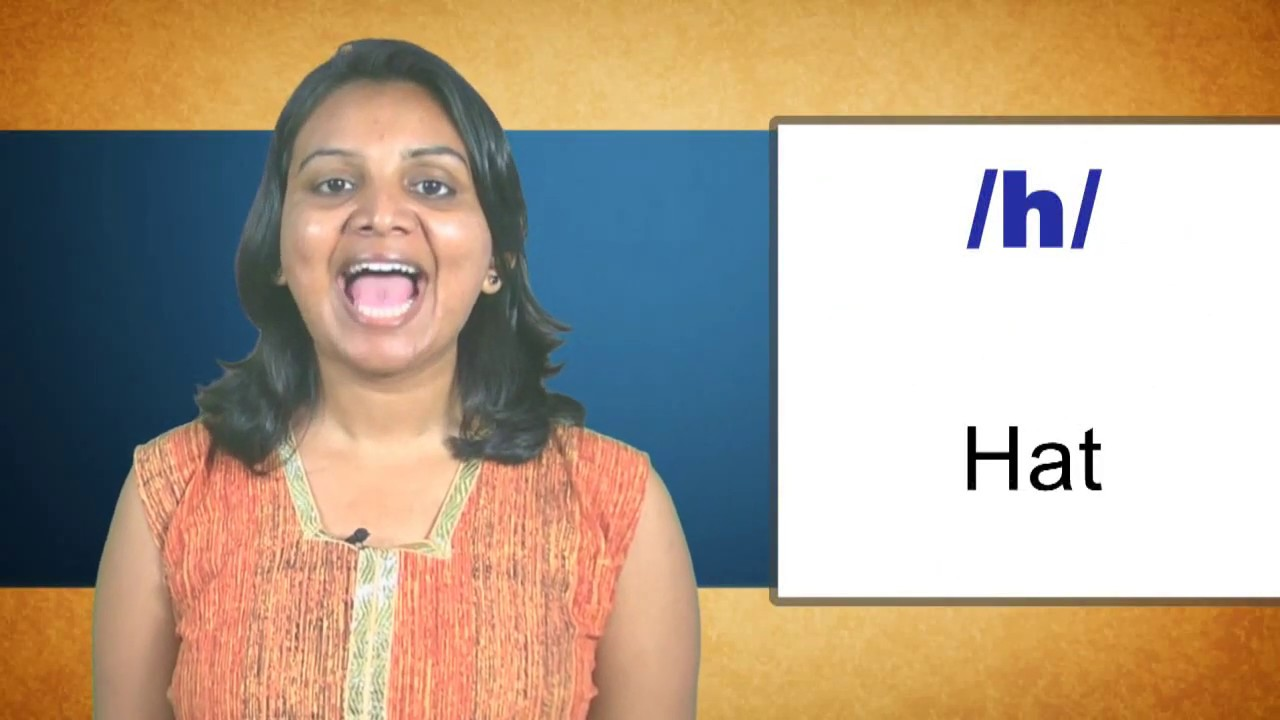 Spoken English (Voice and Accent) - Voice consonant Sound