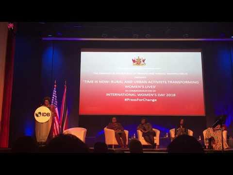 Celebrating International Women's Day | 3 Inspiring Trinidadian Women