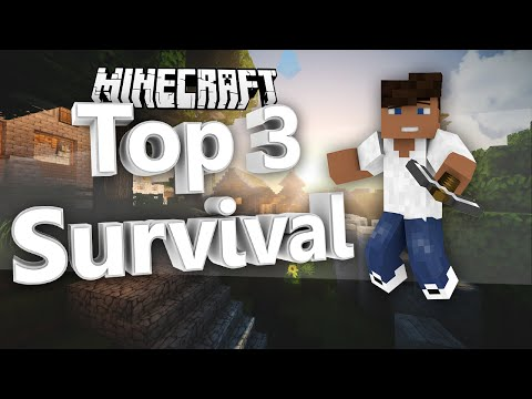 Top 3 Survival Plugins | Minecraft