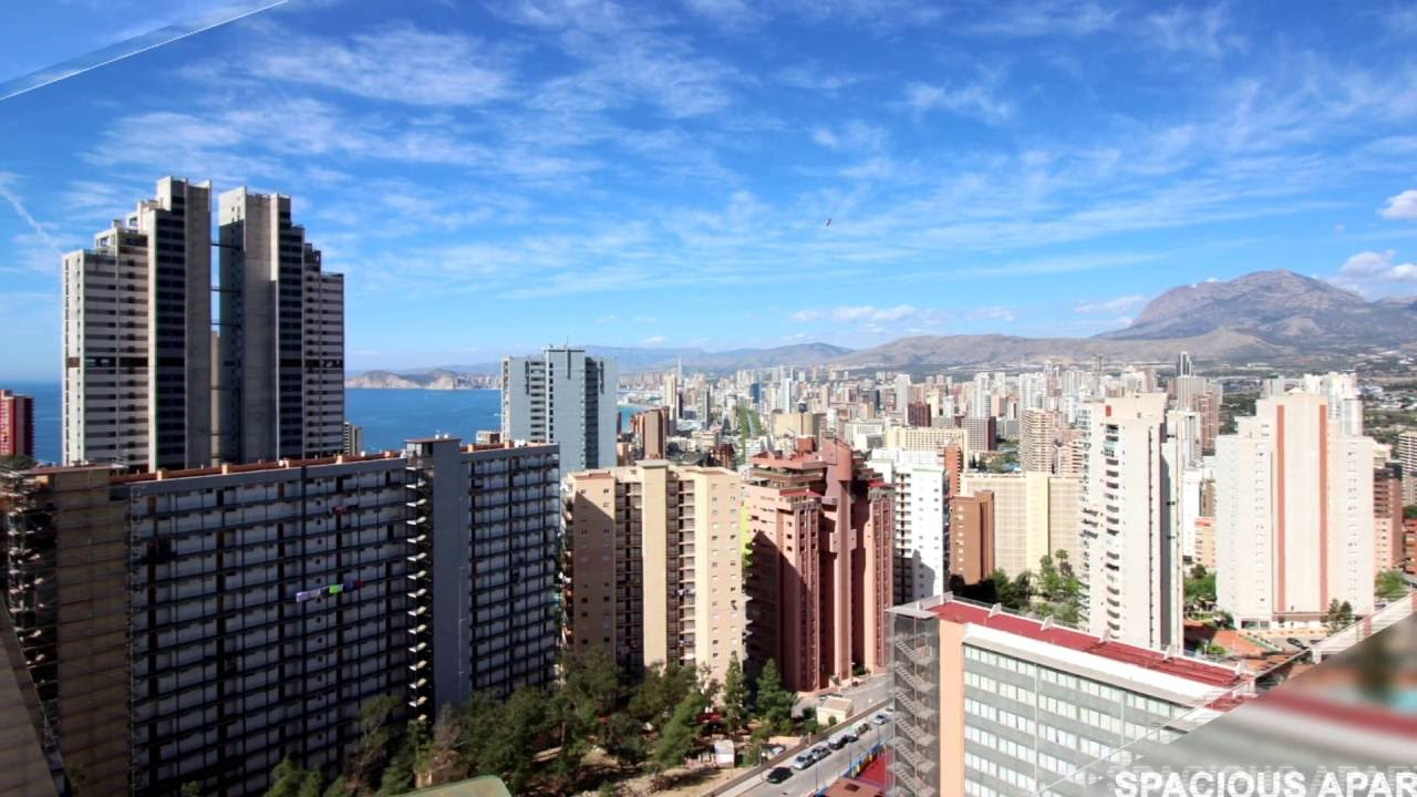 Apartments for sale in Benidorm, June 2016 - YouTube