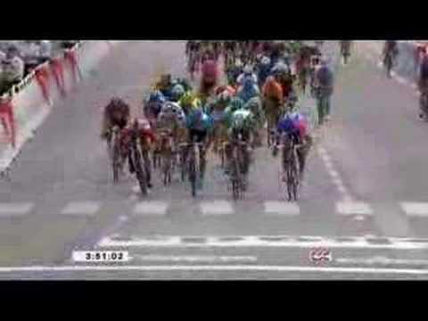 Tour De France 2007 Stage 20 Finish Champs-Elysees