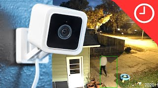 Wyze Cam v3 Review: $20 delivers incredible color night vision with sharper image