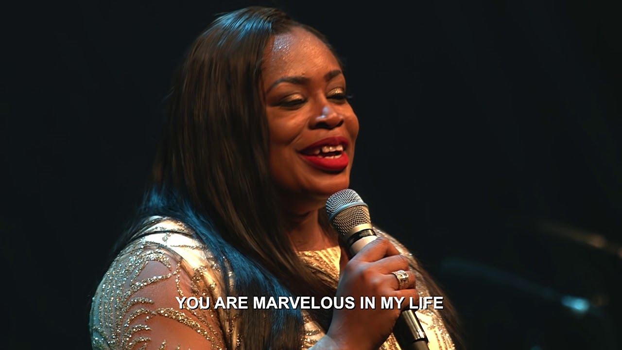 Sinach: Wonderful Father