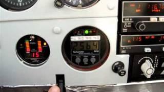 Cessna Cardinal 177 FL115 115kts 6.6gph LOP 00V to KMKC