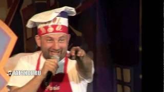 Раиль Садриев «Шеф-повар» Татарские анекдоты
