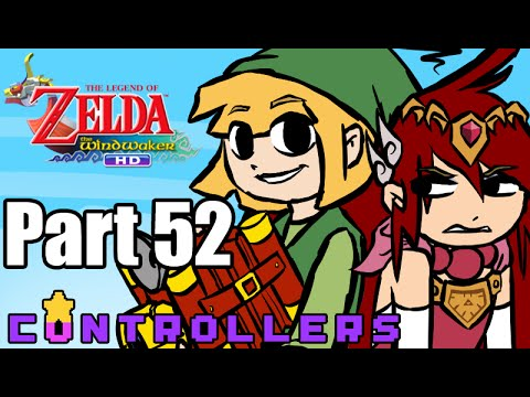 Wind Waker HD - Search for the Ghost Ship Chart (Part 52)