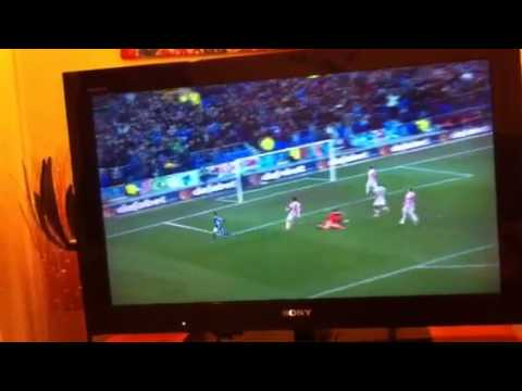 Epic Kevin Mirallas Goal