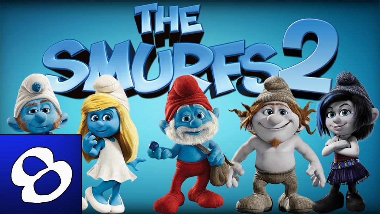 3d Smurfette Wallpapers The Smurfs 2 New York Level 5 Amp Vexy And Hackus Boss