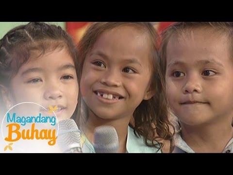 """Magandang Buhay: Paquito, Ligaya and Dang on being part of """"FPJ's Ang Probinsyano"""""""