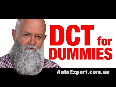 DCTs for Dummies. (How dual clutch transmissions really work.)