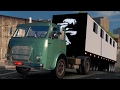 De Córdoba a Santa Fé! Argentina Camión Fiat | Transporte de Caballos