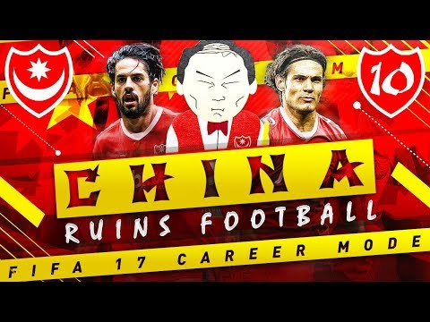 THE GREATEST GENERAL CHINA HAS EVER SEEN! CAO CAO!  FIFA 17 CHINA CAREER MODE EP 10
