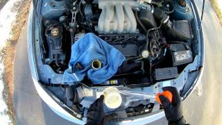 ford taurus Replacement steering fluid