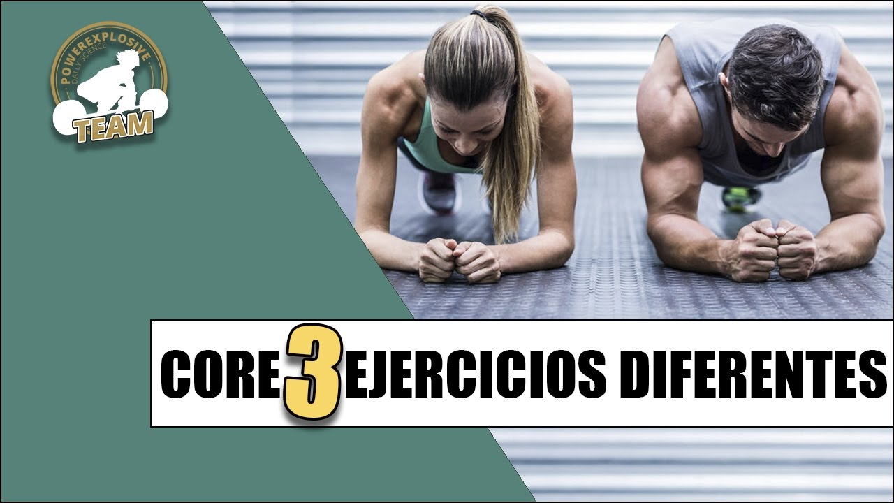 fortalecer core hernia discal